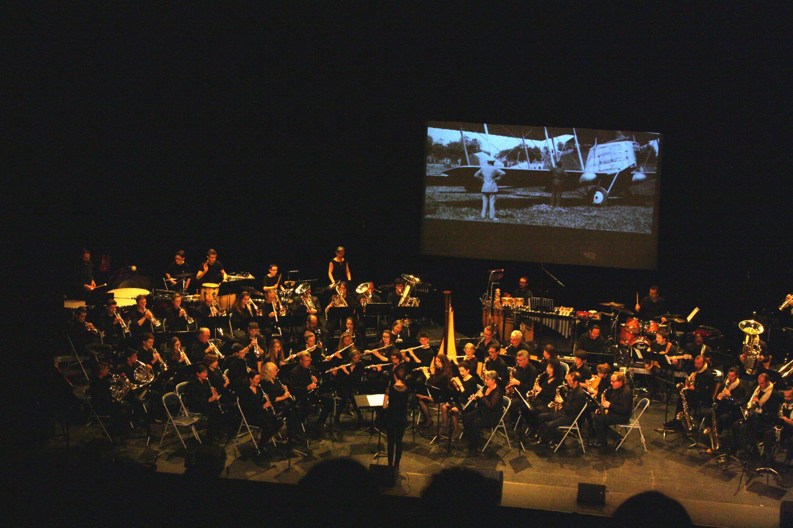 Drayen en concert avec Le A.L.O Big Band le 17 novembre à Bléré!