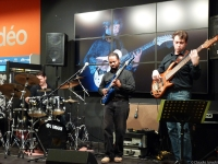 Drayen Labie Trio Showcase Tours